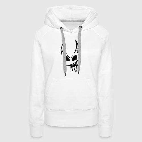 devil - Vrouwen Premium hoodie