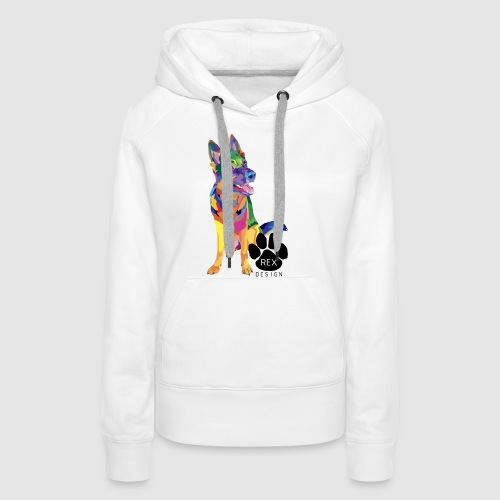 Here For You - Women's Premium Hoodie