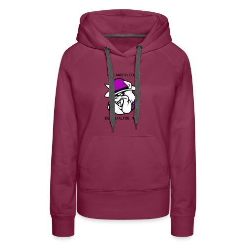 T-shirt D12M - Vrouwen Premium hoodie