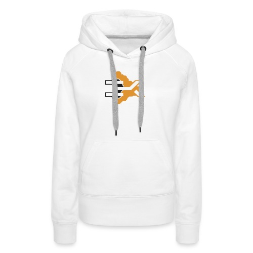 Eklipse - Sweat-shirt à capuche Premium pour femmes