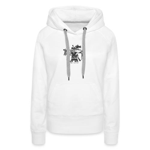 Shamanics T-shirt - Vrouwen Premium hoodie