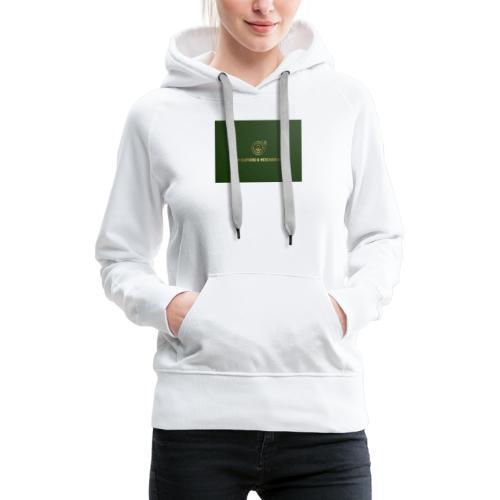 NM Clothing & Merchandise - Dame Premium hættetrøje