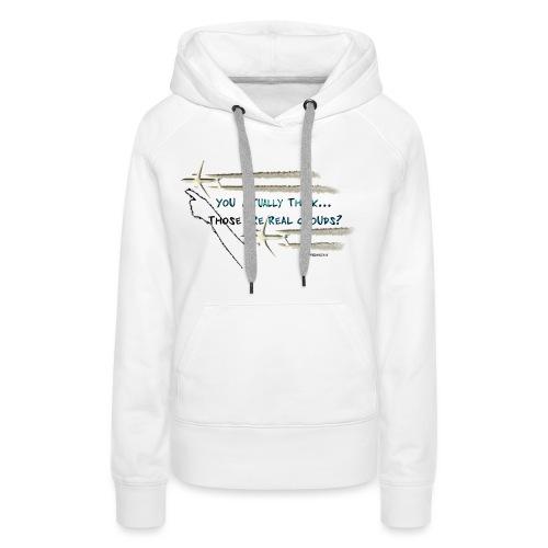 Skywatcher 02 - Vrouwen Premium hoodie