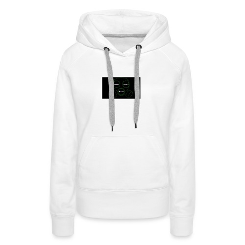 Background Invictus Invictus Businezz - Frauen Premium Hoodie
