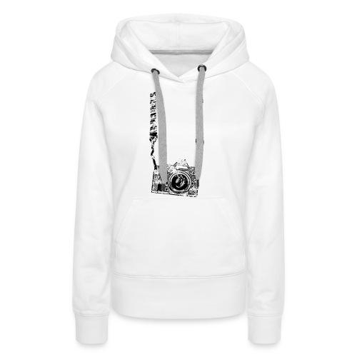 Kamera - Frauen Premium Hoodie