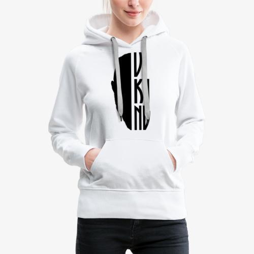 Viking Face - Frauen Premium Hoodie