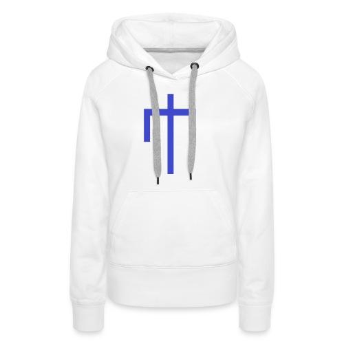 T-shirt Electrikers homme/blanc - Sweat-shirt à capuche Premium pour femmes