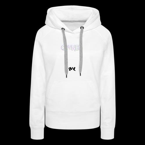 BWL Logo Black - Frauen Premium Hoodie