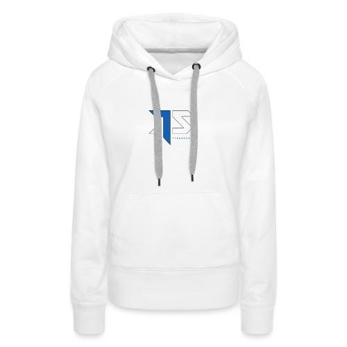 favicon-png - Vrouwen Premium hoodie