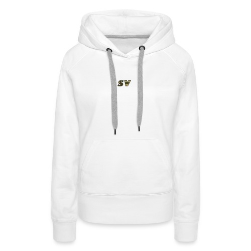 seppeVLOGS chandail - Sweat-shirt à capuche Premium pour femmes