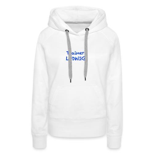 krug logo - Frauen Premium Hoodie