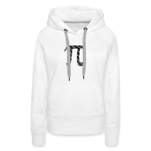 Pi Used - Frauen Premium Hoodie