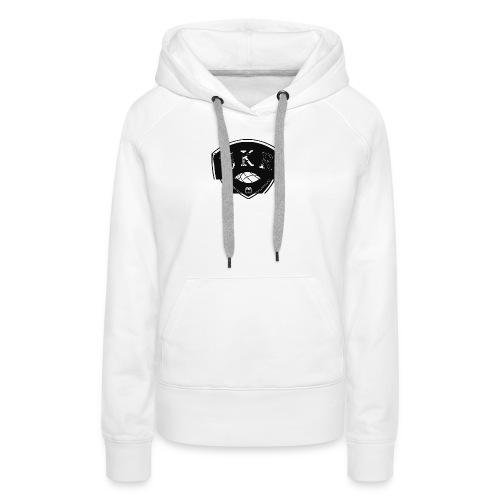 333 png - Sweat-shirt à capuche Premium pour femmes