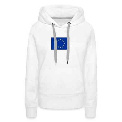 EU - Women's Premium Hoodie