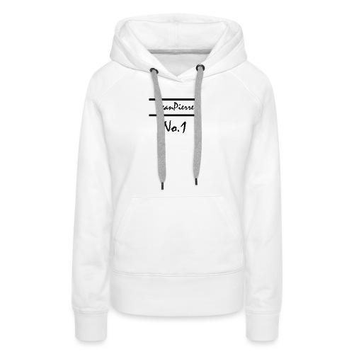 JeanPierreNo1 png - Frauen Premium Hoodie