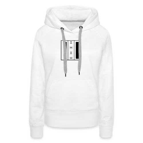 IHIH Shirt. - Vrouwen Premium hoodie