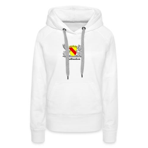 Südbaden - Frauen Premium Hoodie
