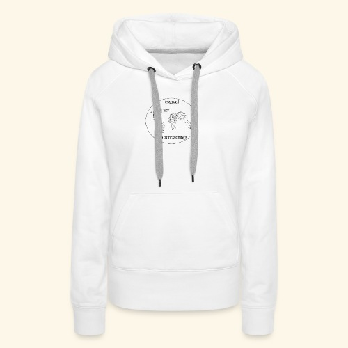 Travel and other Things - Frauen Premium Hoodie
