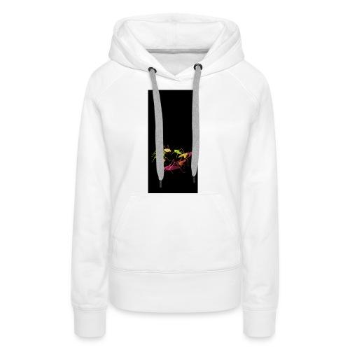 krekels voor iphone jpg - Vrouwen Premium hoodie