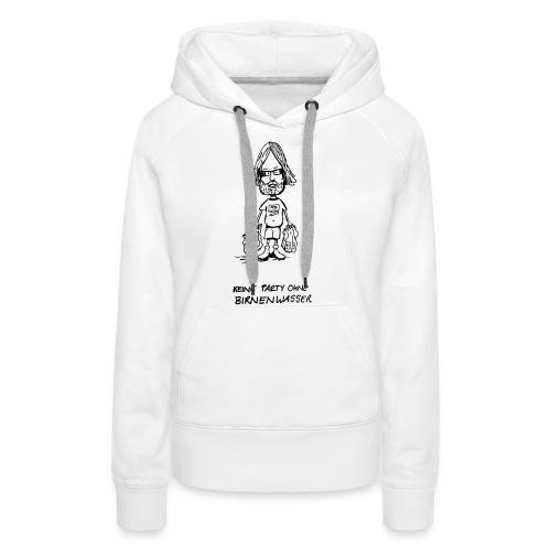 Birnenwasser - Frauen Premium Hoodie