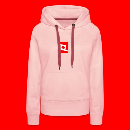 pd 90 - Dame Premium hættetrøje
