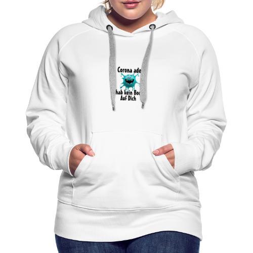 Kein Bock - Frauen Premium Hoodie