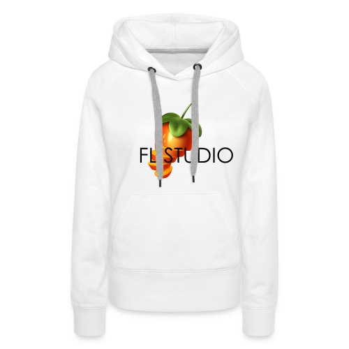 Sliced Sweaty Fruit - Women's Premium Hoodie