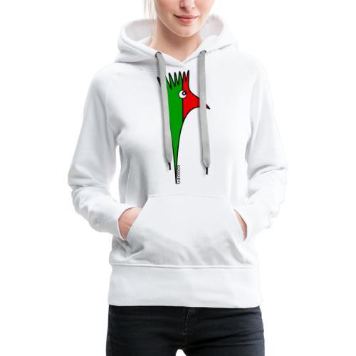 Galoloco - Sweat-shirt à capuche Premium pour femmes