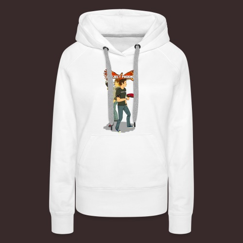 The Gang - Women's Premium Hoodie