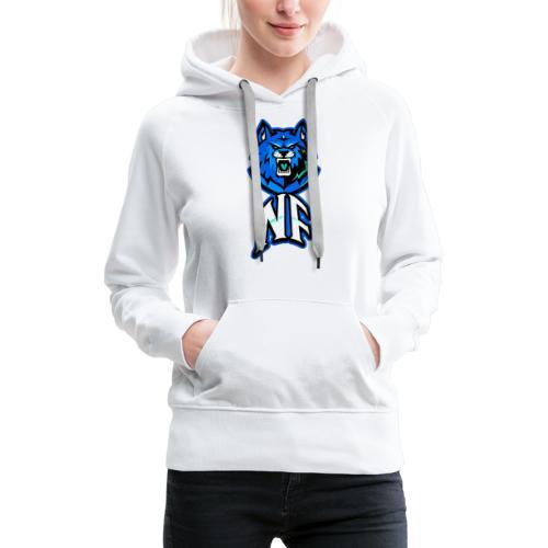 Noah Fortes logo - Vrouwen Premium hoodie