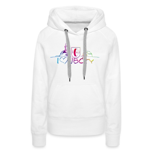 color Niederboesa - Frauen Premium Hoodie