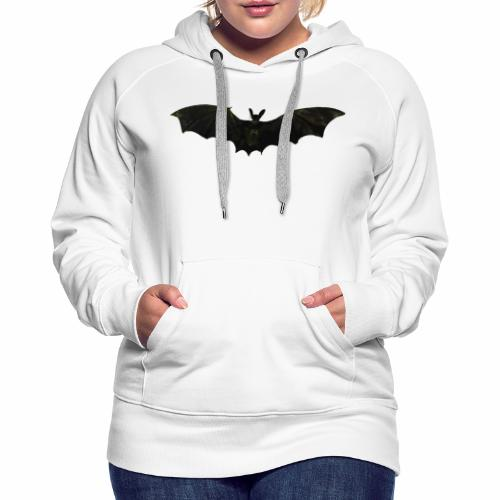 Fliegende Fledermaus - Frauen Premium Hoodie
