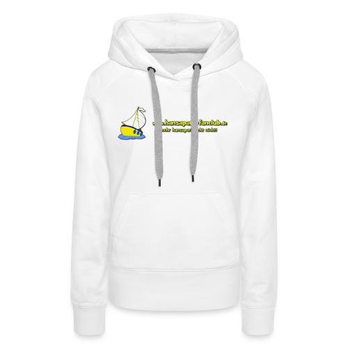 Logo Länglich png - Frauen Premium Hoodie