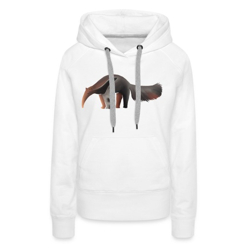 Ameisenbär - Anteater - Frauen Premium Hoodie