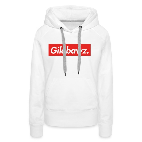 gilo3 - Vrouwen Premium hoodie