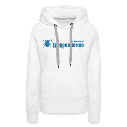 zeckenallergie - Frauen Premium Hoodie