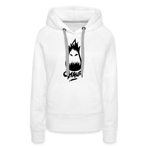CHAUD - Sweat-shirt à capuche Premium pour femmes