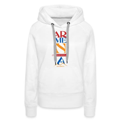 armenia - Frauen Premium Hoodie