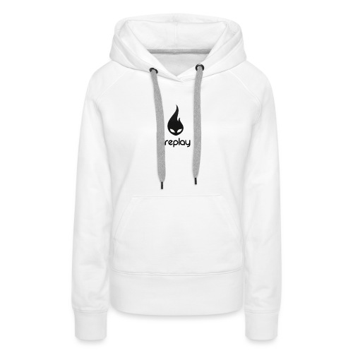 Fireplay - Sweat-shirt à capuche Premium pour femmes