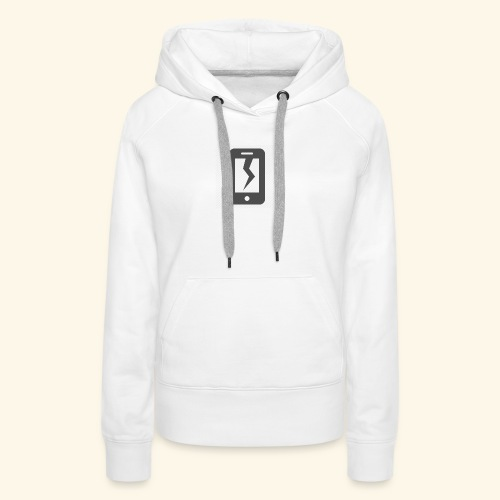 Tech Destruction - Women's Premium Hoodie
