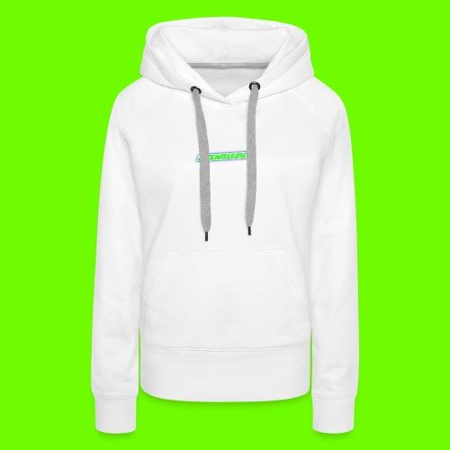 GreenRelease - Women's Premium Hoodie