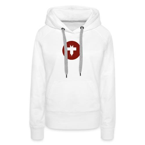 Heart Icon - Women's Premium Hoodie