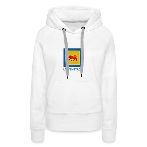 Löwenstadt Fan Design 11 - Frauen Premium Hoodie