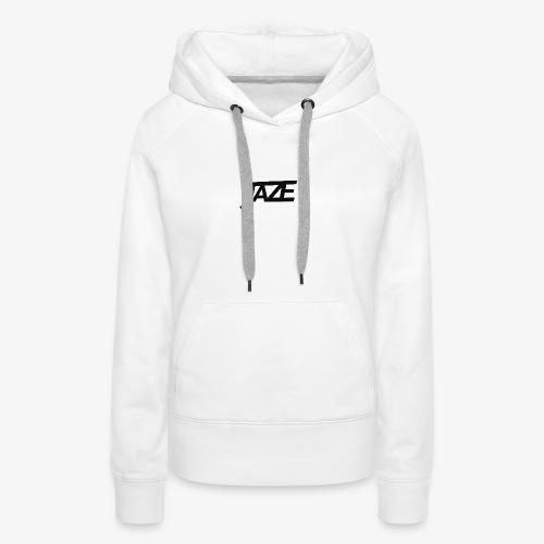 JaZe - Vrouwen Premium hoodie