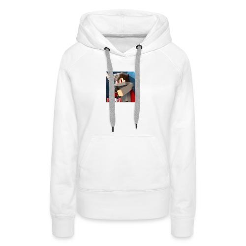 Tee-Shirt AtWayz - Sweat-shirt à capuche Premium pour femmes