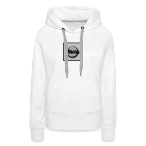YouTube Channel Logo - Women's Premium Hoodie