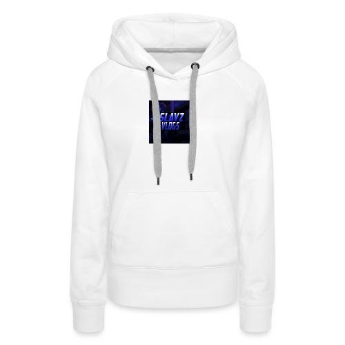 VLOGS - Women's Premium Hoodie
