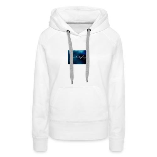 Galaxy - Frauen Premium Hoodie