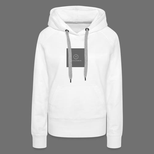 DElicouwer - Sweat-shirt à capuche Premium pour femmes