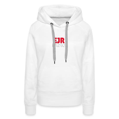 EJR_Words_Logo - Women's Premium Hoodie